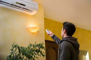 indoor ductless air conditioner